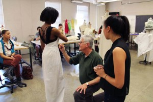 Apparel Fitting Training Course, Fashion and Pattern Design by Wing Choi
