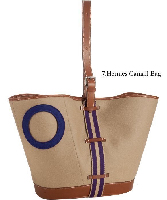 Hermes Camail Bag