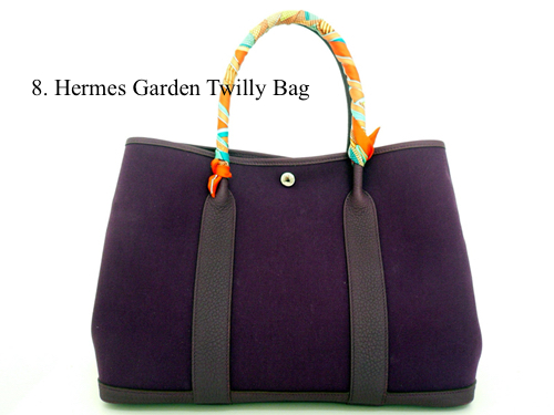 Hermes Garden Twilly Bag