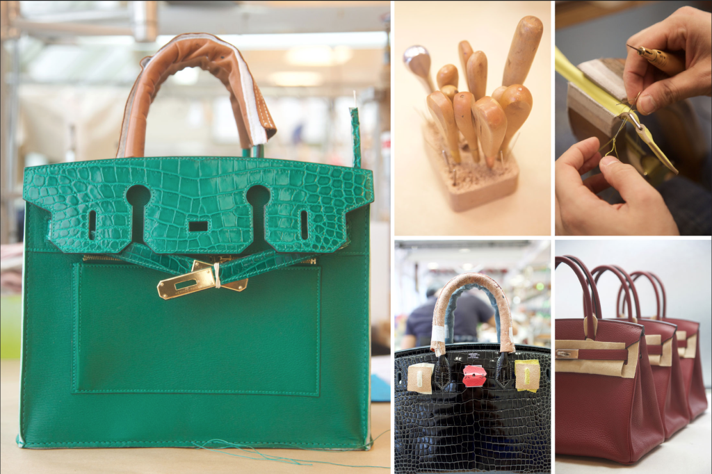 Birkin Making Process